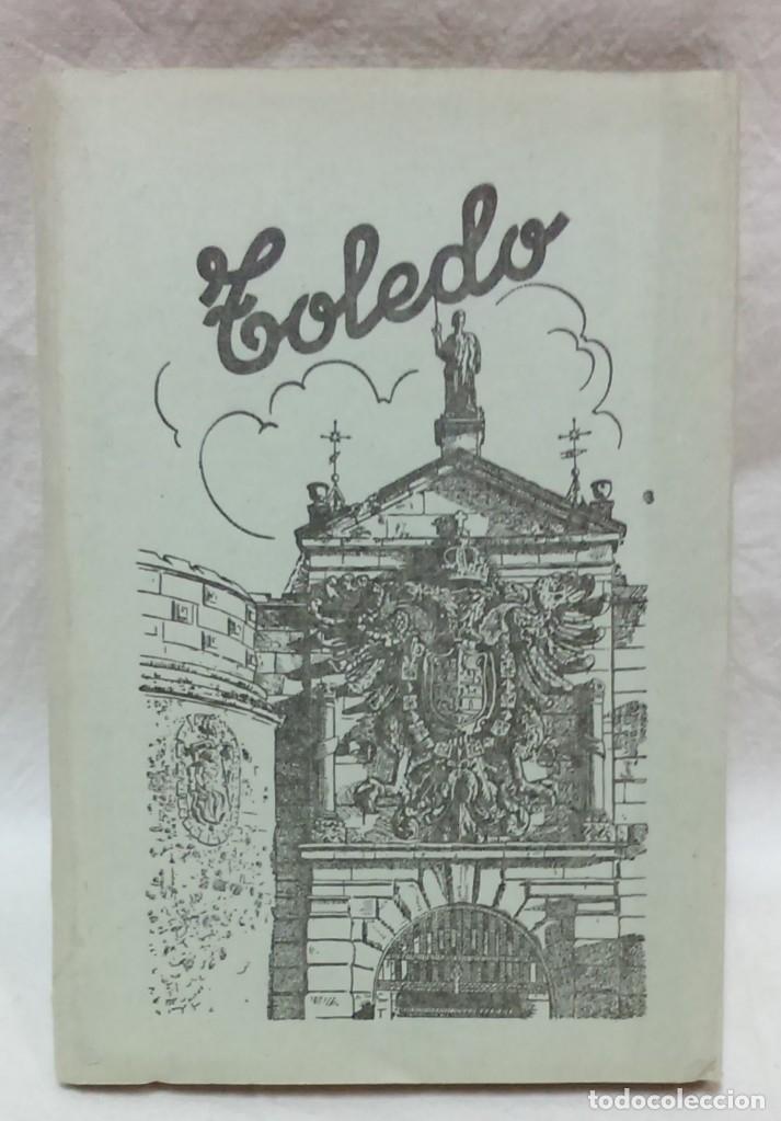 Postales: ALBUMES 1Y 2 TARJETAS POSTALES TOLEDO. ED,GARCIA GARRABELLA.OTRO DE OBSEQUIO.VER DESCRIPCIÓN - Foto 2 - 174640380