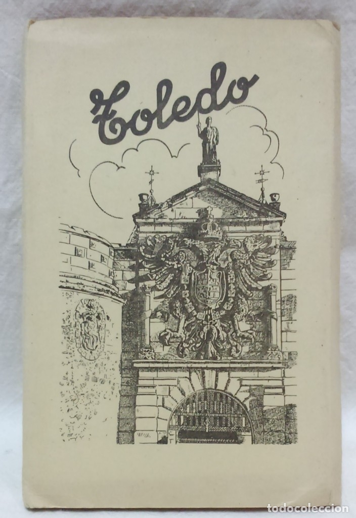 Postales: ALBUMES 1Y 2 TARJETAS POSTALES TOLEDO. ED,GARCIA GARRABELLA.OTRO DE OBSEQUIO.VER DESCRIPCIÓN - Foto 6 - 174640380