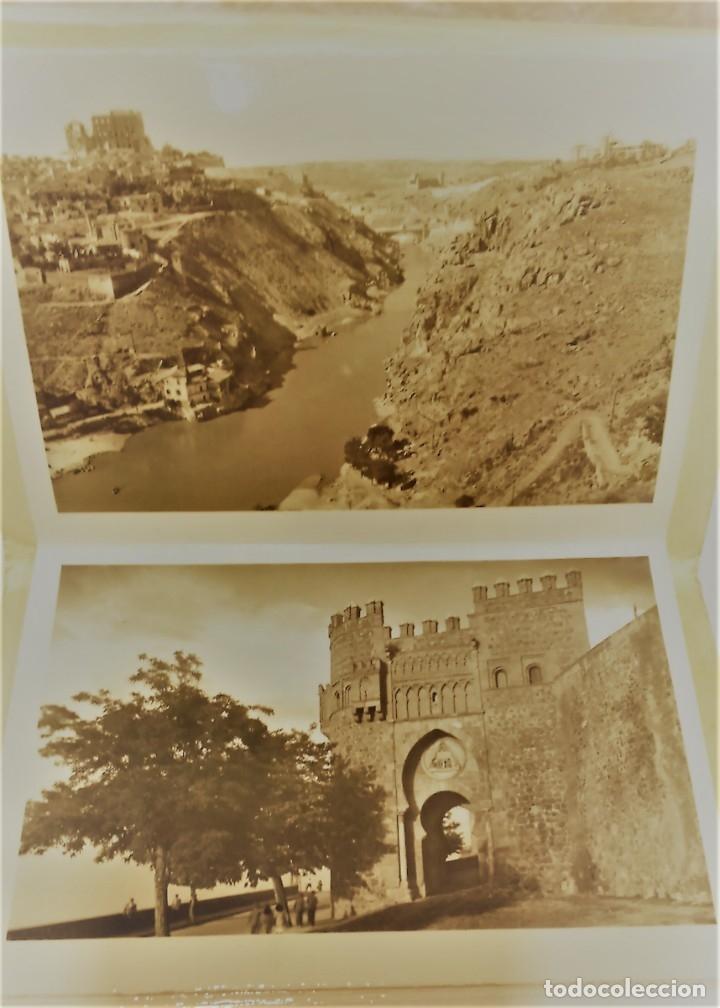 Postales: ALBUMES 1Y 2 TARJETAS POSTALES TOLEDO. ED,GARCIA GARRABELLA.OTRO DE OBSEQUIO.VER DESCRIPCIÓN - Foto 7 - 174640380