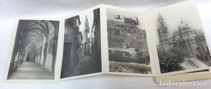 Postales: ALBUMES 1Y 2 TARJETAS POSTALES TOLEDO. ED,GARCIA GARRABELLA.OTRO DE OBSEQUIO.VER DESCRIPCIÓN - Foto 8 - 174640380