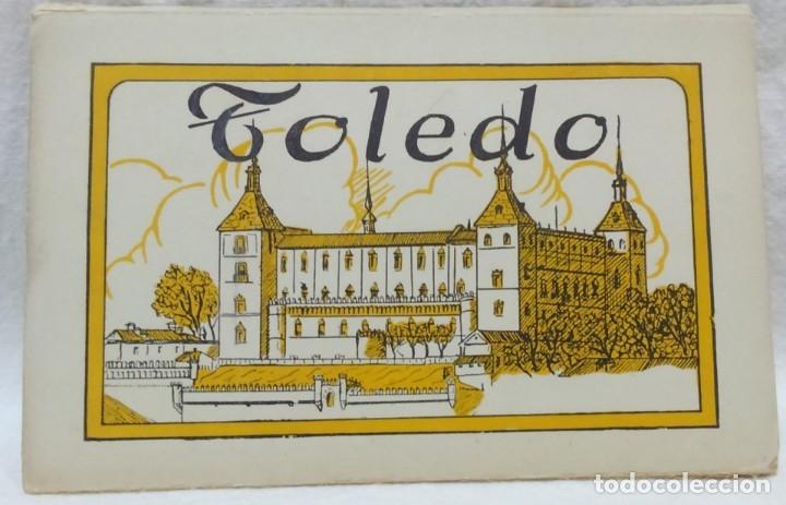 Postales: ALBUMES 1Y 2 TARJETAS POSTALES TOLEDO. ED,GARCIA GARRABELLA.OTRO DE OBSEQUIO.VER DESCRIPCIÓN - Foto 9 - 174640380