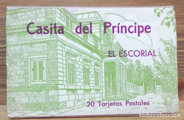 Postales: LOTE ANTIGUOS ALBUMES TARJETAS POSTALES EL ESCORIAL,COMPLETOS.SIN ESCRIBIR.70 POSTALES.VER . - Foto 12 - 174647069