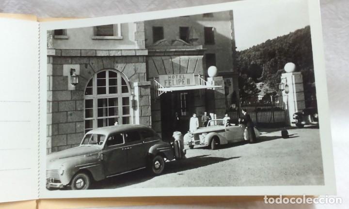 Postales: LOTE ANTIGUOS ALBUMES TARJETAS POSTALES EL ESCORIAL,COMPLETOS.SIN ESCRIBIR.70 POSTALES.VER . - Foto 19 - 174647069