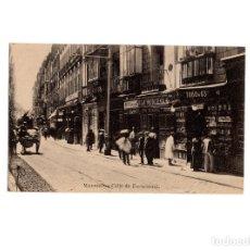 Postales: MADRID.- LA MODERNA, CALLE FUENCARRAL, TIENDA TODO A 65 CENTIMOS.. Lote 175074502