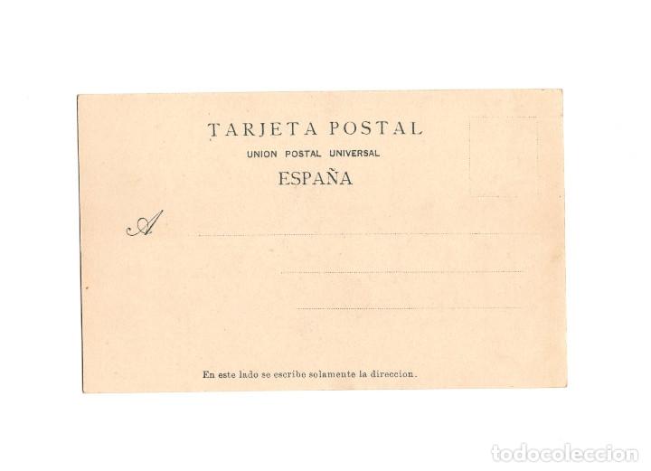 Postales: MADRID.- VACUUMS PARA EL AZÚCAR. PUBLICIDAD. MATIAS LOPEZ CHOCOLATES Y DULCES. EL ESCORIAL - Foto 2 - 175291293