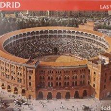 Postales: POSTAL PLAZA DE TOROS DE LAS VENTAS MADRID. Lote 175412995