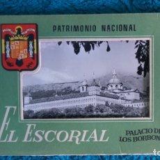 Postales: EL ESCORIAL . Lote 175425098