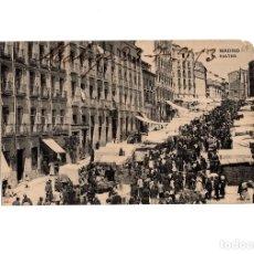 Postales: MADRID.- EL RASTRO.. Lote 175966214