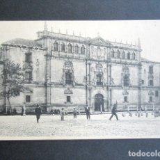 Postales: POSTAL ALCALÁ DE HENARES. FACHADA UNIVERSIDAD. HAUSER Y MENET. DIPUTACIÓN PROVINCIAL MADRID. . Lote 176095409