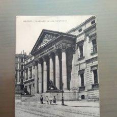 Postales: POSTAL MADRID CONGRESO DE LOS DIPUTADOS. Lote 176442487