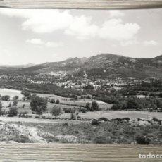 Postales: ANTIGUA Y BONITA POSTAL DE NAVACERRADA - VISTA GENERAL - NO CIRCULADA - EN BUEN ESTADO - EDICIONES V. Lote 176494514
