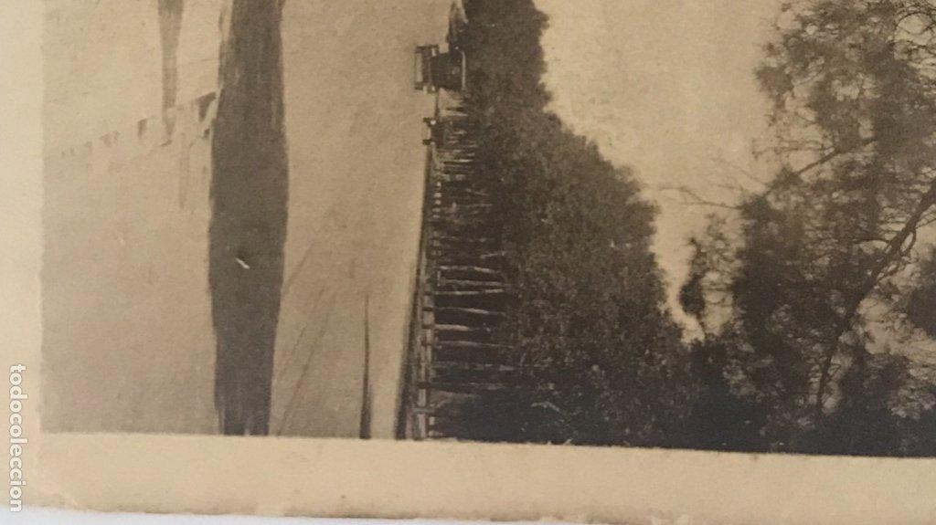 Postales: el retiro Madrid antiguo paseo de coches antigua postal paseo del retiro coches 1900 - Foto 4 - 176873548