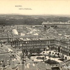 Cartoline: MADRID – VISTA PARCIAL – HAUSER Y MENET. Lote 177280949