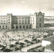 Postales: MADRID-PLAZA DE TOROS MONUMENTAL-. Lote 177589478
