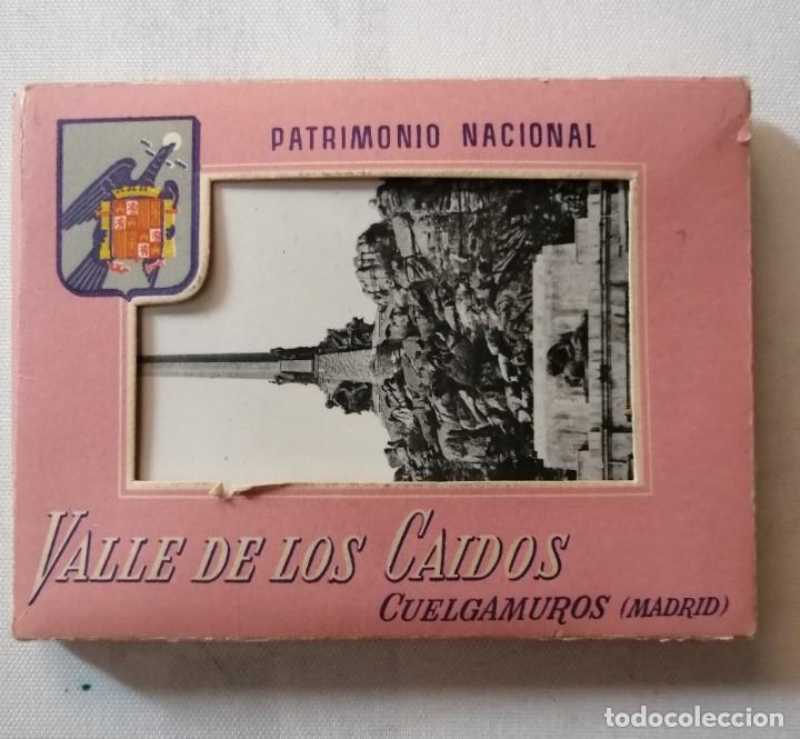 VALLE DE LOS CAÍDOS .PATRIMONIO NACIONAL .CUELGAMUROS (MADRID). (Postales - España - Madrid Moderna (desde 1940))