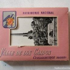 Postales: VALLE DE LOS CAÍDOS .PATRIMONIO NACIONAL .CUELGAMUROS (MADRID).. Lote 177730544