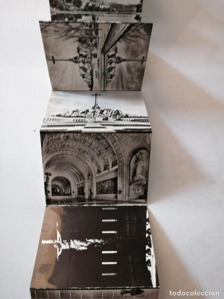 Postales: VALLE DE LOS CAÍDOS .PATRIMONIO NACIONAL .CUELGAMUROS (MADRID). - Foto 6 - 177730544
