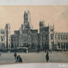 Postales: POSTAL DE MADRID.CASA DE CORREOS.. Lote 177842402
