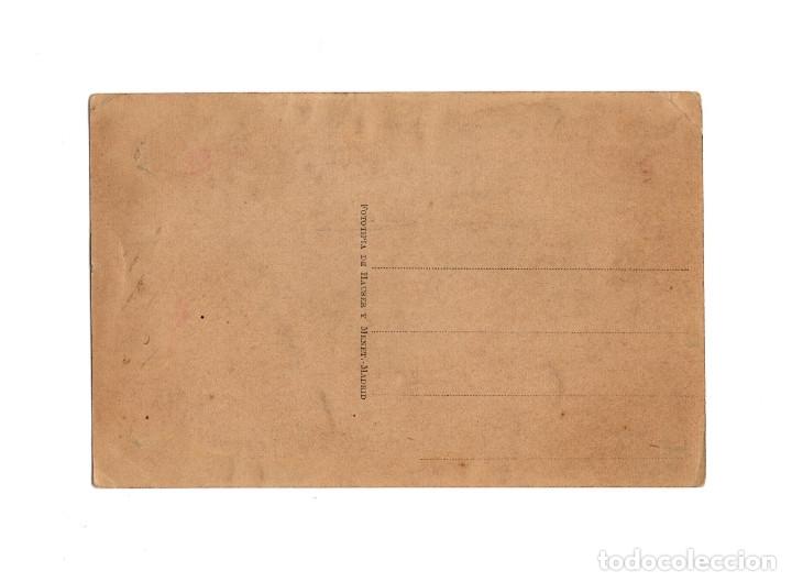 Postales: MADRID.- CIRCULO DE LA UNIÓN MERCANTIL INDUSTRIAL. FOTOTIPIA HAUSER Y MENET. SIN CIRCULAR. - Foto 2 - 177878827