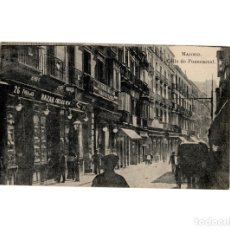 Postales: MADRID.- CALLE FUENCARRAL.. Lote 177947330