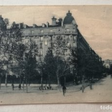 Postales: POSTAL DEL HOTEL RITZ (MADRID).. Lote 177948128