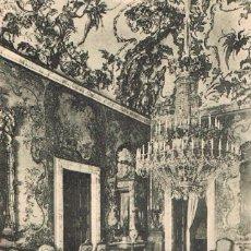 Postales: MADRID, PALACIO REAL, SALON DE GASPARINI, EDITOR: HELIOTIPIA ARTISTICA ESPAÑOLA. Lote 178225791