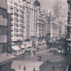 Postales: POSTAL MADRID - UN ASPECTO DE LA AVENIDA DE JOSE ANTONIO - 24 GARRABELLA N.E.R.Y.P. Lote 179330991
