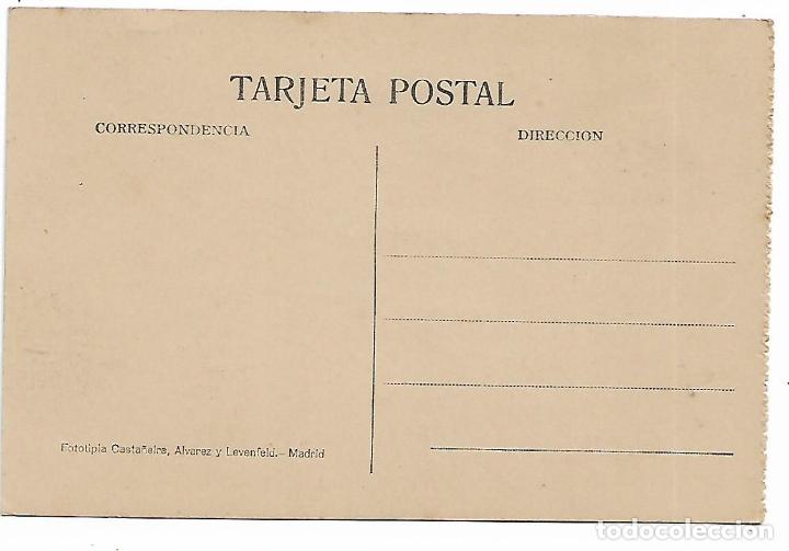 Postales: EL ESCORIAL - CASITA DEL PRINCIPE - SALA DEL BARQUILLO - FOTOTIPIA CASTAÑEIRA - MADRID - - Foto 2 - 180121643
