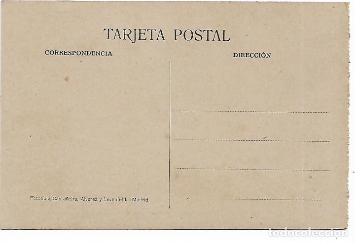 Postales: EL ESCORIAL - CASITA DEL PRINCIPE - SALA DE LOS RETRATOS - FOTOTIPIA CASTAÑEIRA - MADRID - - Foto 2 - 180122216