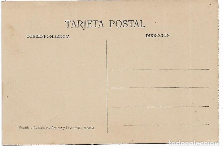 Postales: EL ESCORIAL - CASITA DEL PRINCIPE - SALA DE LA TORRE - FOTOTIPIA CASTAÑEIRA - MADRID - - Foto 2 - 180122907