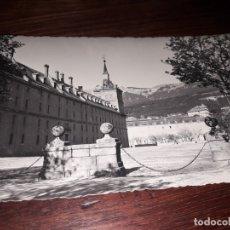 Postales: Nº 11730 POSTAL MADRID EL ESCORIAL. Lote 180271488