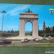 Cartes Postales: POSTAL- MADRID ARCO DEL TRIUNFO - LA DE LA FOTO VER TODOS MIS LOTES DE POSTALES. Lote 180339678