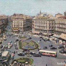 Postales: MADRID - PUERTA DEL SOL (Nº 4) - ED. DOMINGUEZ / 1966. Lote 180478583