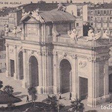 Postales: MADRID - PUERTA DE ALCALÁ (Nº 17) - ED. HAUSER Y MENET. Lote 180482740