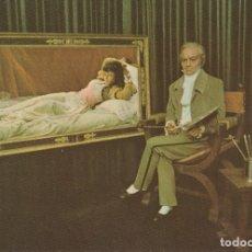 Cartoline: MUSEO COLON DE FIGURAS DE CERA - LA MAJA VESTIDA DE GOYA - S/C. Lote 180484536