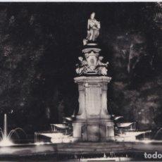 Postales: MADRID - FUENTE DE APOLO. Lote 181230026