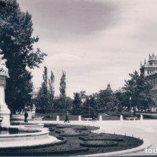 Postales: POSTAL MADRID - PASEO DEL PRADO - FUENTE DE APOLO - DOMINGUEZ - CIRCULADA. Lote 181546305
