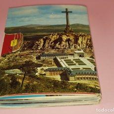 Postales: BOOK-POSTALES-SANTA CRUZ DEL VALLE DE LOS CAÍDOS-BUEN ESTADO-VER FOTOS. Lote 181816431