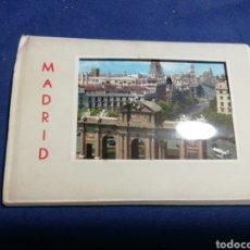 Postales: ESTUCHE DE 10 POSTALES DE MADRID. GARCÍA GARRABELLA. Lote 181917208