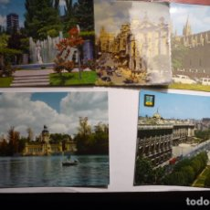 Postales: LOTE POSTALES MADRID.-ESCRITAS..CIRCULADAS CM. Lote 182315120