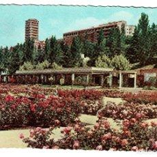 Postales: MADRID 1024. PARQUE DEL OESTE, LA ROSALEDA. ESCRITA SELLO SIN MATASELLOS - 70 CENTIMOS VER FOTOS. Lote 182416417