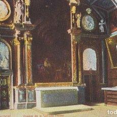 Postales: MPNASTERIO DEL ESCORIAL, QUADRO DE LA SAGRADA FORMA - S/C. Lote 182618248