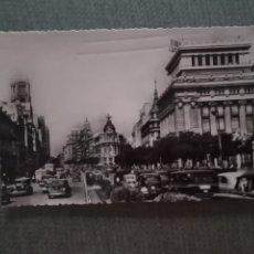 Postales: POSTAL MADRID. CALLE DE ALCALA. Lote 182796720