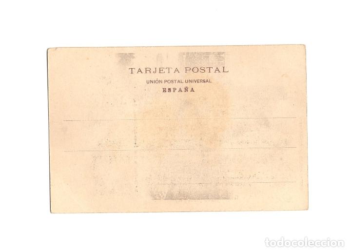 Postales: MADRID.- FIESTAS REALES DE 1902. 3ªPARTE- Nº10, CORRIDA REAL. PASEO DE LAS CUADRILLAS PLAZA DE TOROS - Foto 2 - 182798407