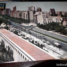 Postales: Nº 33067 POSTAL MADRID AVENIDA DEL GENERALISIMO FRANCO. Lote 182901736