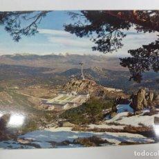 Postales: POSTAL. 60. SANTA CRUZ DEL VALLE DE LOS CAÍDOS. PANORÁMICA. ED. PATRIMONIO NACIONAL. CIRCULADA.. Lote 182968050