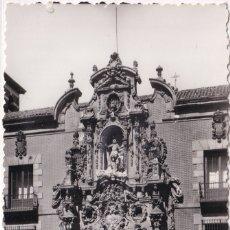 Postales: MADRID - PUERTA DEL HOSPICIO (NO. 27) - ED. C.C. ZARAGOZA. Lote 183169910