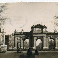 Postales: POSTAL DE MADRID (1955) CIRCULADA. Lote 183216362