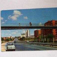 Postales: TARJETA POSTAL - MADRID - AVENIDA DE AMERICA 74 - J L GALLEGOS. Lote 183370900