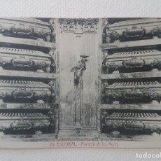 Postales: PANTEON DE LOS REYES MONASTERIO DE EL ESCORIAL MADRID. Lote 183482180